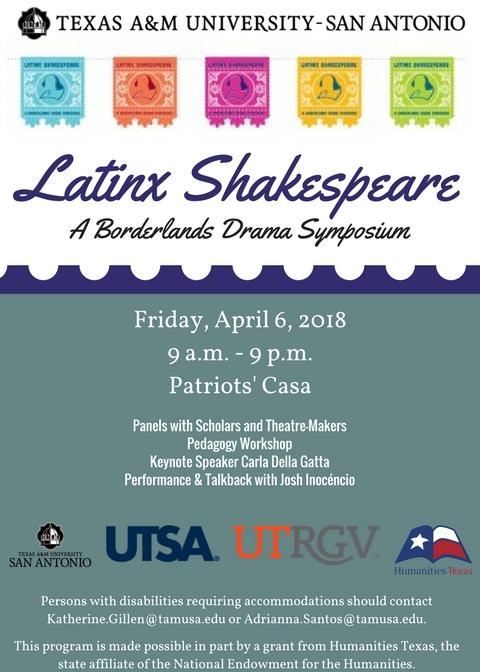 Latinx Shakespeare