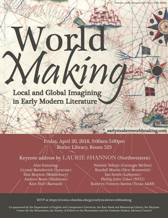WorldMaking Poster