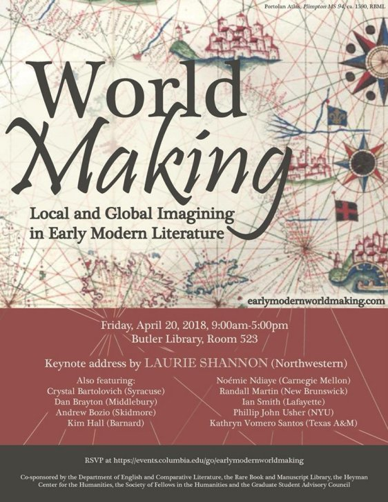 WorldMaking Poster